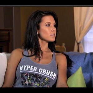 American Apparel Hyper Crush Sex & Drugs tank